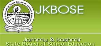 JKBOSE 12th Kashmir division Result 2019 declared, check your scorecard today