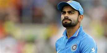 Virat Kohli dismisses injury concerns after thumb blow