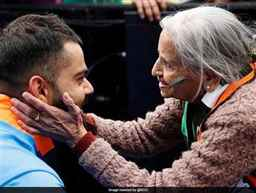 Team India's World Cup Superfan Charulata Patel passes away