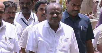 Hectic political parleys on so as to save Congress-JD(S) Govt in Karnataka