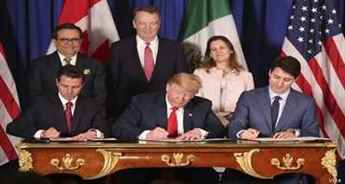 Mexico ratifies US-Mexico-Canada agreement