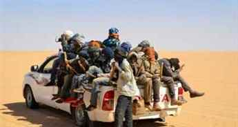 20,000 migrants rescued from Sahara in three years: IOM