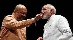"Experienced, Efficient Organiser"": PM Tweets Birthday Wish For Amit Shah"