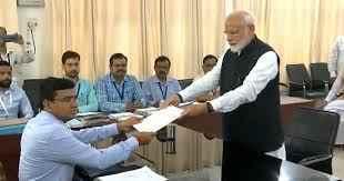 PM Modi files nominations from Varanasi