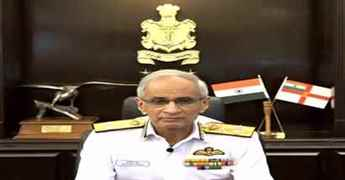 Navy has been supporting civilian authorities in several states to deal with pandemic, Chief