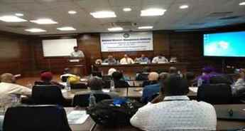 Delegation from Gambia meets NDMA officials in New Delhi