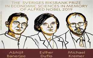 Indian-American Abhijit Banerjee, Esther Duflo & Michael Kremer jointly win Nobel in Economics