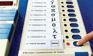 Over 33,000 voters opted for NOTA in Himachal Pradesh