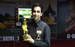 Pankaj Advani clinches record 22nd world title; wins IBSF Billiards Championship