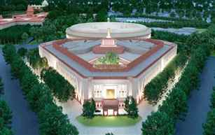 PM Modi to lay foundation stone of new proposed Parliament Building in New Delhi on 10th Dec