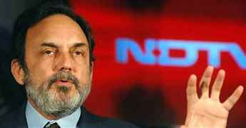 NDTV promoters, former CEO booked by CBI for alleged FDI norms violation