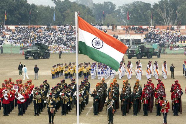 71st Republic Day preparations in full swing