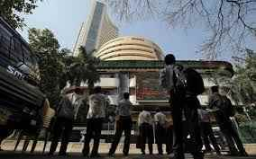 Sensex soars 490 points to close above 39,000-level