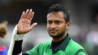 Prepared to handle any situation after working so hard: Shakib Al Hasan