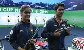 Shooting: India bag two gold at ISSF World Cup