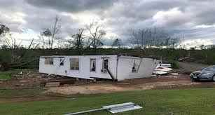 Powerful storms, tornadoes sweep across southern United States
