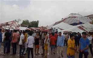 Rajasthan govt orders inquiry into tent collapse incident in Barmer district