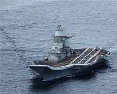 Karnataka: Naval officer dies fighting fire onboard INS Vikramaditya