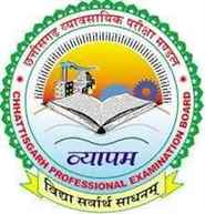 CG Vyapam SEDT19 result 2019 announced