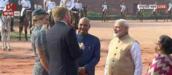 5-day visit: Netherlands King Willem-Alexander, Queen Maxima arrive in New Delhi