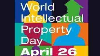 World Intellectual Property Day being observed today