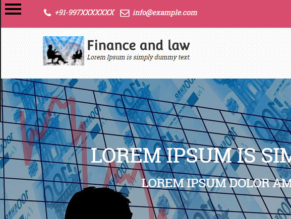 Finance & Law Thumbnail Image