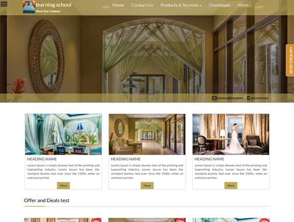 Modern Hotel Thumbnail Image