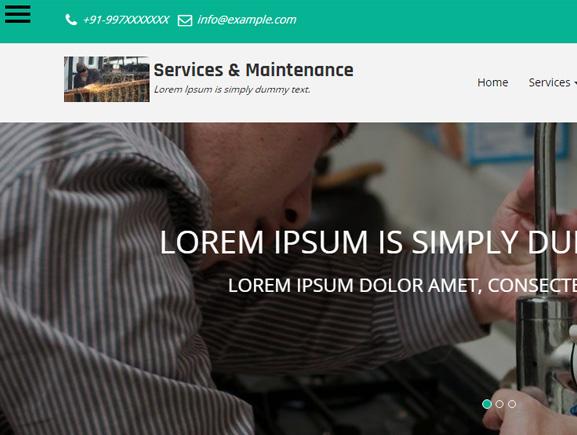 Services & Maintenance Thumbnail Image