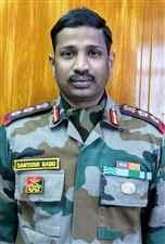 Col. B Santosh Babu