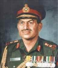 General K.V. Krishna Rao