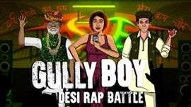 Gully Boy: The Desi Rap Battle Spoof || Shudh Desi Endings