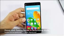 Mi4i Gaming Review in Performance Mode (MUST WATCH)